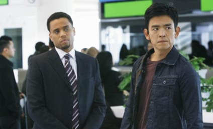 FlashForward Pics, Trailer: Michael Ealy Debuts