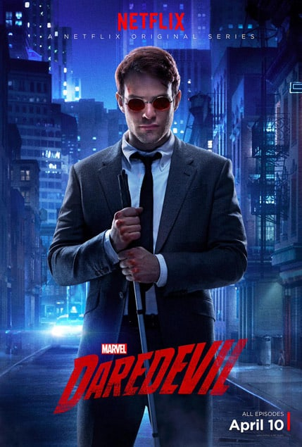 Charlie Cox as Matt Murdock / Daredevil
