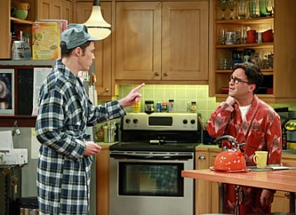 Watch The Big Bang Theory Season 5 Episode 3 Online