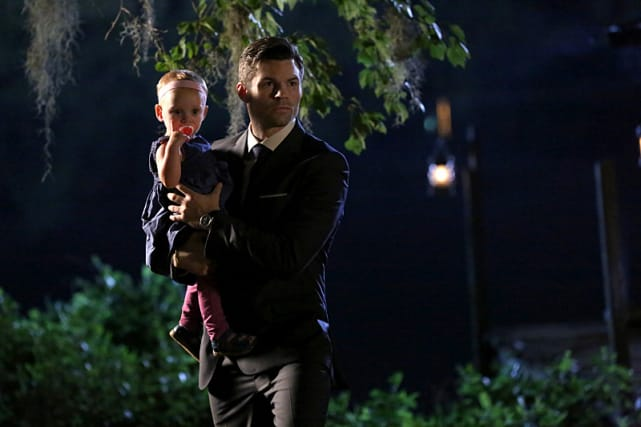 Uncle Elijah - The Originals Season 3