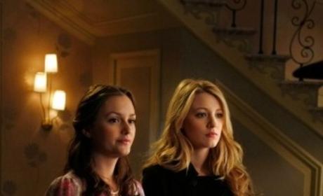 Serena and Blair Photo