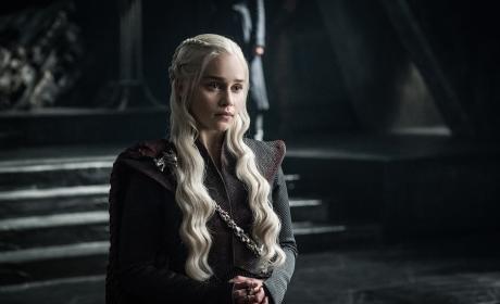 Emilia Clarke as Daenerys Targaryen - Game of Thrones