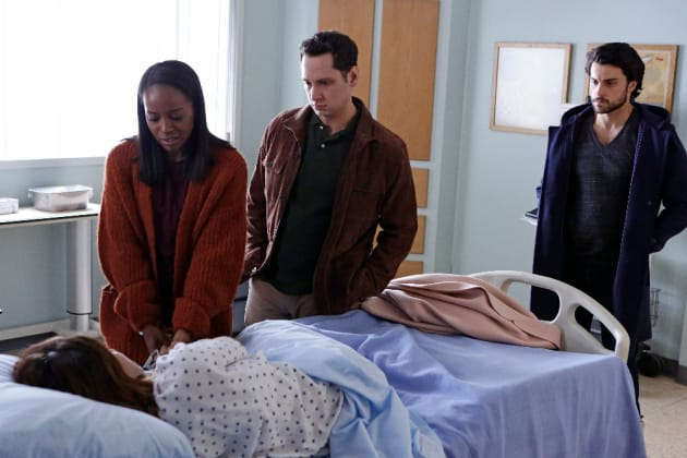 The Keating Four - How to Get Away with Murder Season 3 Episode 10