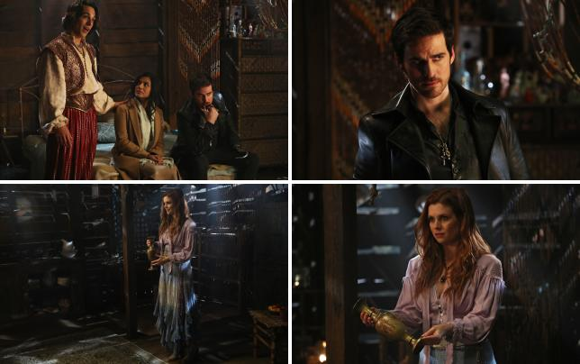 Whats the plan once upon a time s6e15