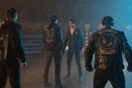 Rumble By Rain - Riverdale Season 2 Episode 4