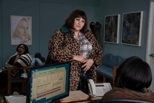 Plum Gets Angry - Dietland Season 1 Episode 7