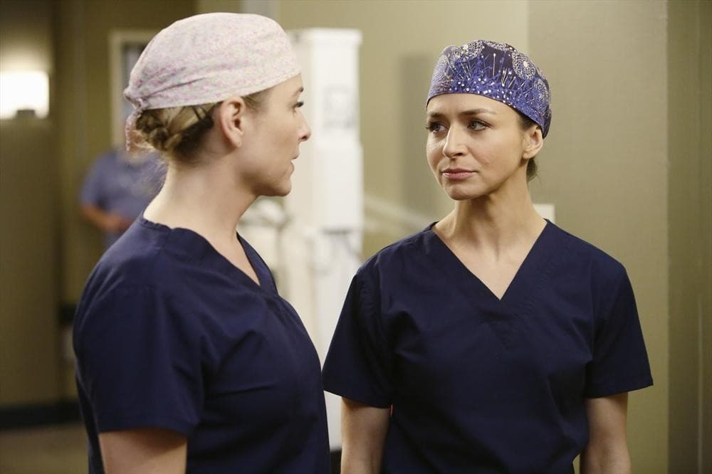 Greys Anatomy Season 11 Episode 14 Review The Distance Tv Fanatic