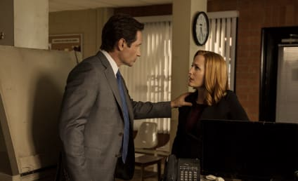 TV Ratings Report: The X-Files & Lucifer Strong