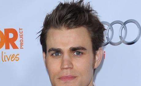 Paul Wesley Hair