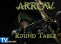 "Arrow Round Table: ""Damaged"""
