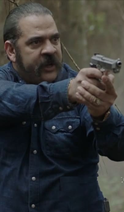 Pote Is Shocked - Queen of the South Season 4 Episode 2