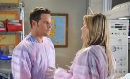 Grey's Anatomy Scoop: Latest on Alex, Arizona & Callie