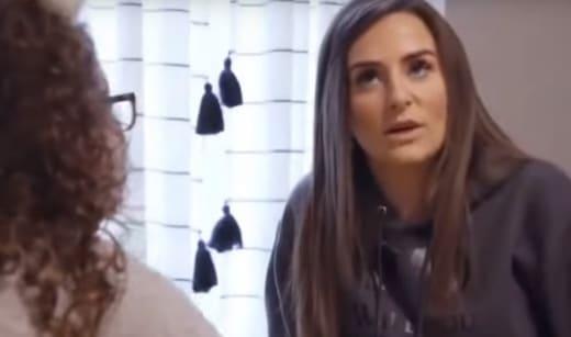 Leah Talks to a Pal - Teen Mom 2