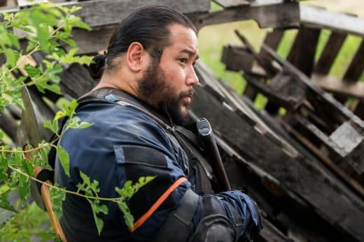 Right Hand Man - The Walking Dead Season 8 Episode 3