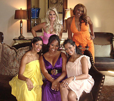 The Not So Real Housewives