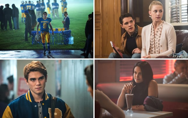 The big game riverdale s1e2