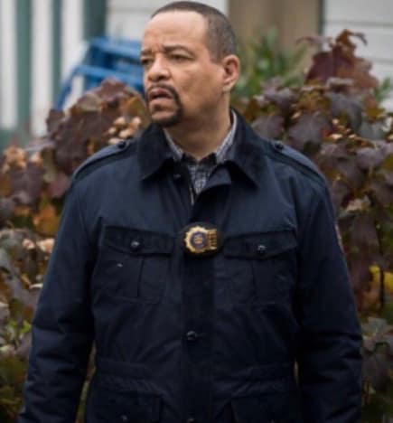Ice-T as Odafin Tutuola - Law & Order: SVU