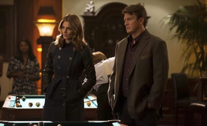 Castle Season 7 Episode 3 Review: Clear and Present Danger