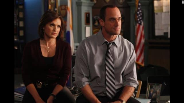 Law & Order: SVU: Olivia Benson and Elliot Stabler