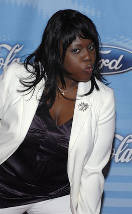 Lakisha Jones in the House