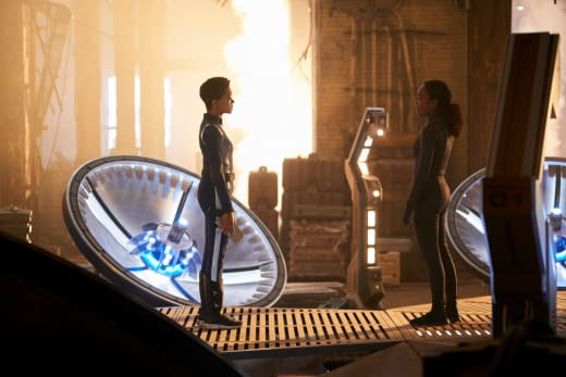 So, How've You Been? - Star Trek: Discovery Season 2 Episode 11