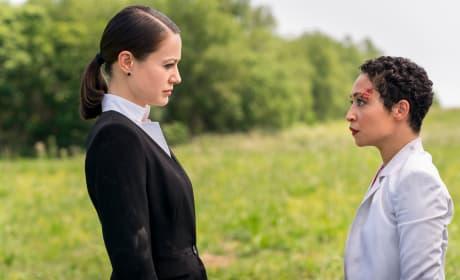 Tulip Confronts the Angel of Death - Preacher Season 3 Episode 10