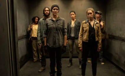 Fear the Walking Dead Season 6 Episode 11 Review: The Holding