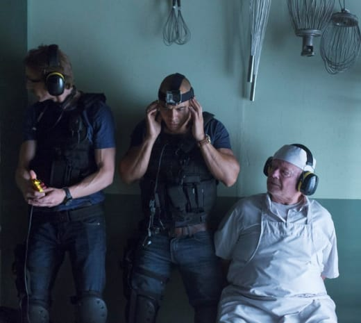 Preparing to Attack - Taken Season 1 Episode 5