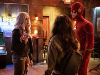 Being Framed - The Flash