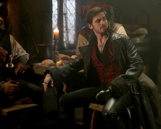 Did Someone Say Captain? - Once Upon a Time Season 6 Episode 20