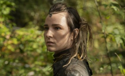 Looking Back On The 100: Shelby Flannery on Hope's Existence, Her Surprise Romance With Jordan, and More!