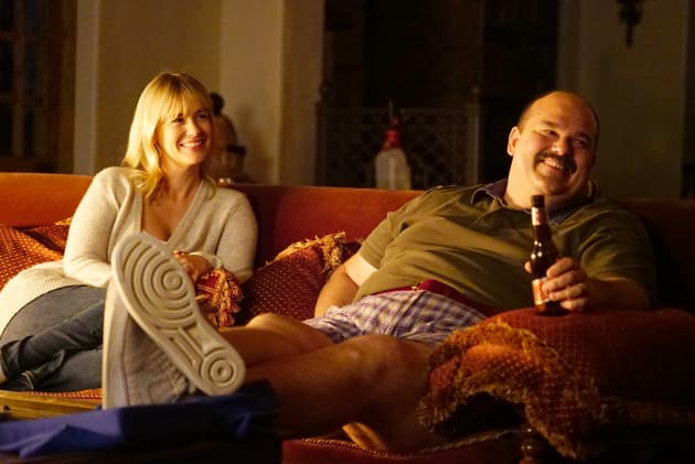 Todd and Melissa - The Last Man on Earth Season 4 Episode 10