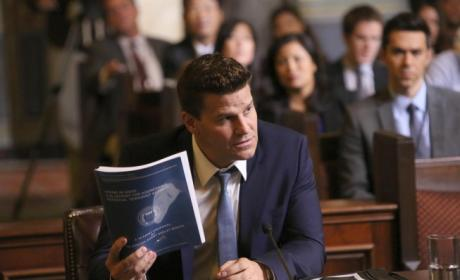 Would you still be interested in Bones if Booth was no longer with the FBI?