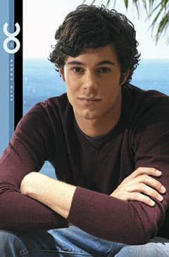 Seth Cohen on The O.C.