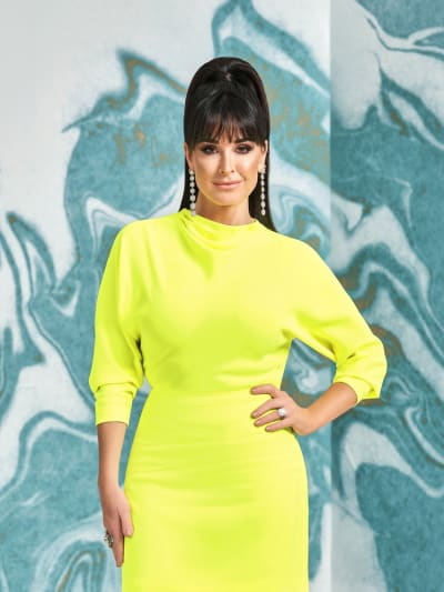 Kyle Richards Season 10 Vibes - The Real Housewives of Beverly Hills