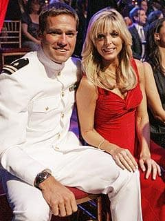 Marla Maples and Andy Baldwin