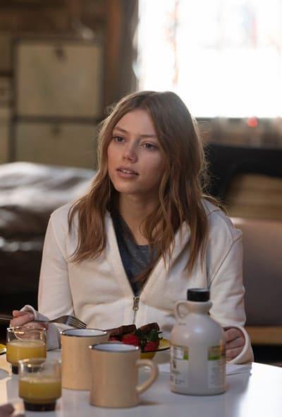 Talks Over Breakfast - The Village Season 1 Episode 8