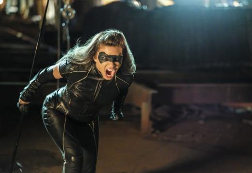 The Black Canary Sings - Arrow Season 6 Episode 2