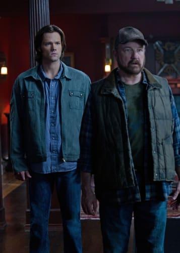 Sam and Bobby