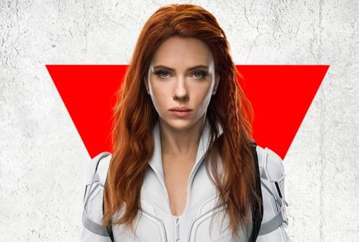 Scarlett Johansson on Black Widow