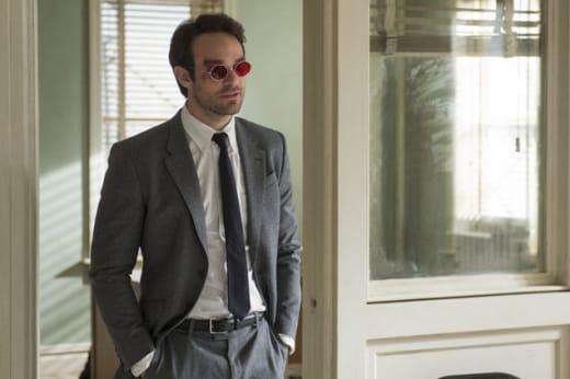 Matt Murdock Lawyer By Day - Daredevil