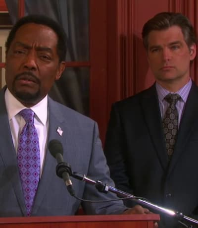 Abe and Aiden - Days of Our Lives