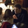 Stepdad Stefan - The Vampire Diaries Season 8 Episode 7