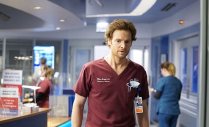 Chicago Med's Nick Gehlfuss Talks About Gratitude, Relationships, and Season 6!