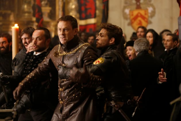 An Angry Lord Montague - Still Star-Crossed Season 1 Episode 1