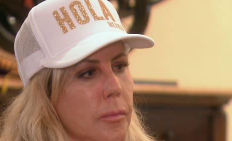 A Tearful End - The Real Housewives of Orange County