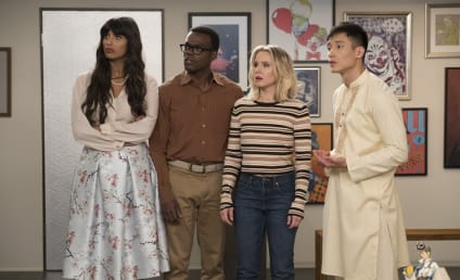 Watch The Good Place Online: Season 2 Episode 2