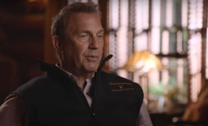 Yellowstone: Kevin Costner Reacts to Beth and Jamie Bombshell