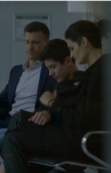 Comforting One Another - Absentia Season 2 Episode 5