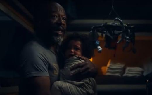 Morgan as Dad - Fear the Walking Dead